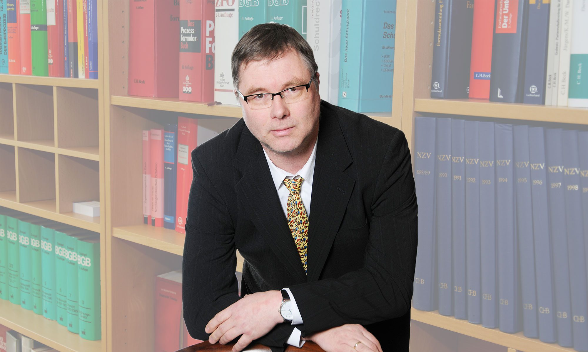 Rechtsanwaltskanzlei Christoph Müller spezialisiert auf Familien- und Arbeitsrecht